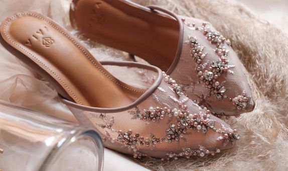 Wedding Shoes Custom Deluxe (heels 3-5cm)