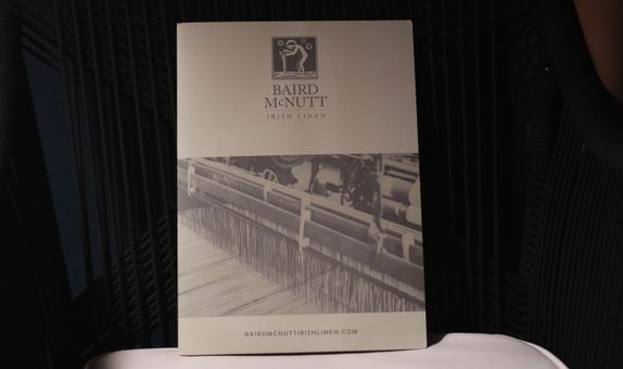 Baird Mcnutt Irish Linen by KINGS Tailor & Co.