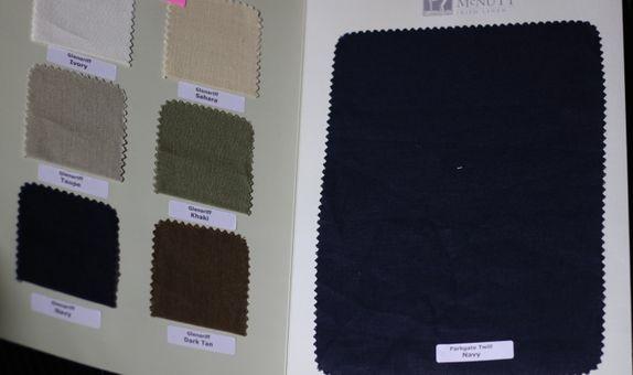 Baird Mcnutt Irish Linen by Kings Tailor & Co
