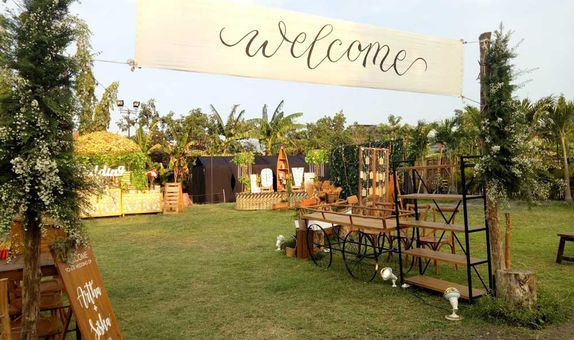Barn Event Hire Surabaya All in Package