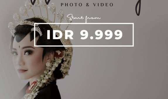 Wedding Photo & Video Service