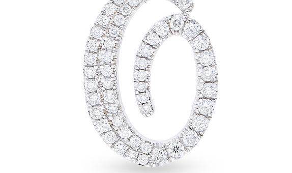 Diamond Pendant LWF0399