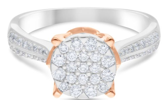 Diamond Ladies Ring CWF1261