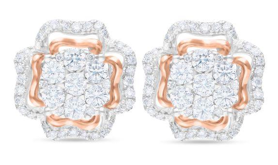 Diamond Earrings AF0669