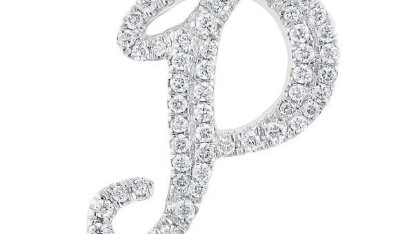 Diamond Pendant LWF0412