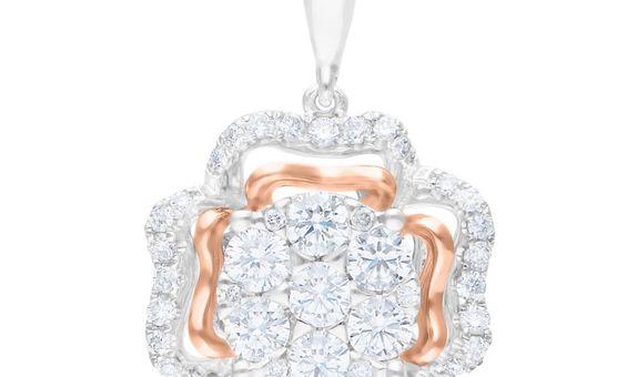 Diamond Pendant LWF0575