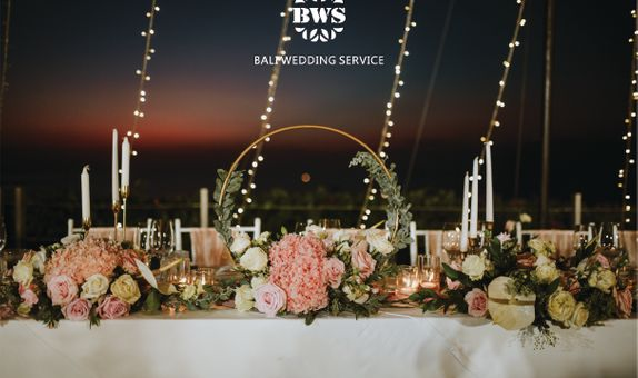 Wedding Dinner Decoration Package