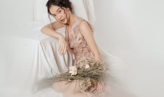 Felicitas bridesmaid dress