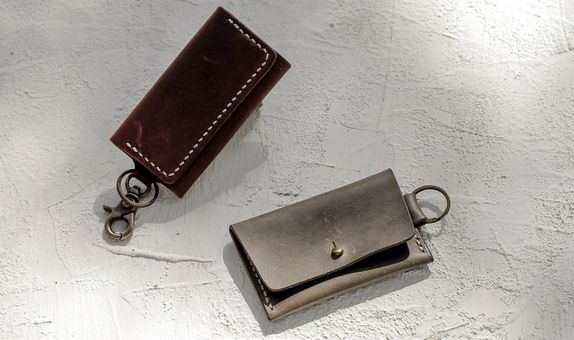 Leather License Case