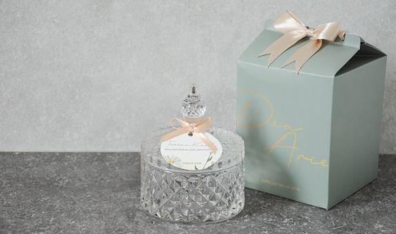 Crystal jar - CG 40