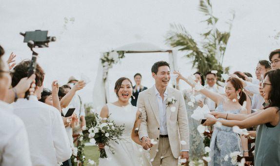 Jakarta & Bali Intimate Wedding