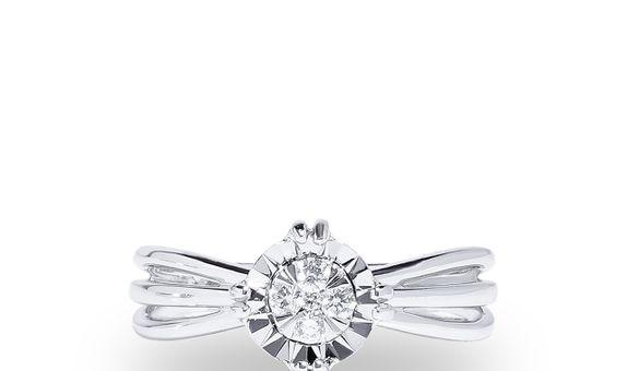 CHIMERA DIAMOND RING