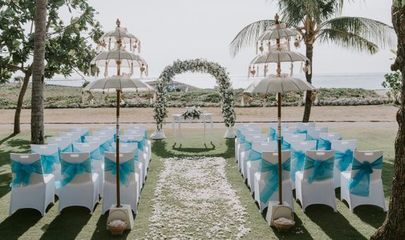 Baruna Bliss Wedding for 30 pax