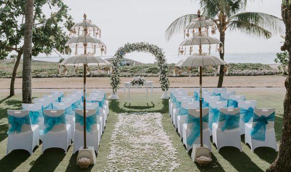 Baruna Bliss Wedding for 30 pax