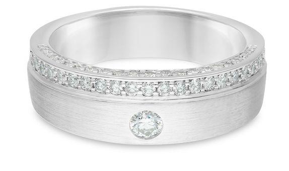 Diamond Wedding Ring CKF0038
