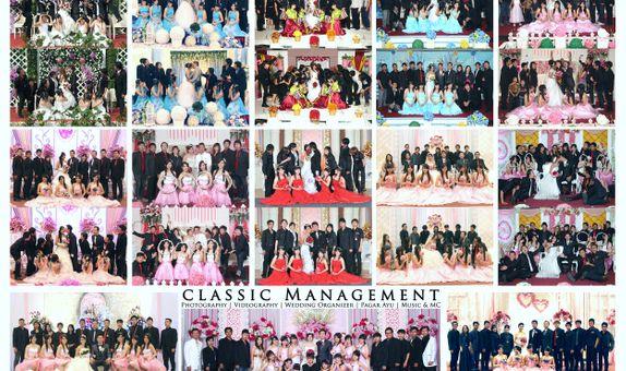 Classic Management - WEDDING ORGANIZER PROMO DEAL