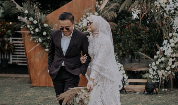 Hexa Images - Paket Foto + Video Wedding A