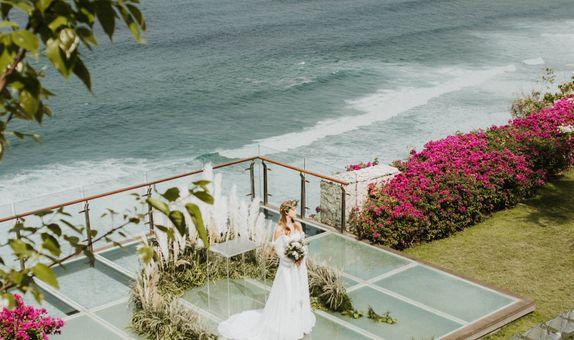 Blissful with Movenpick Resort & Spa Jimbaran Bali - 30 pax