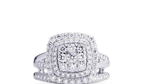 ADELAIDE DIAMOND RING