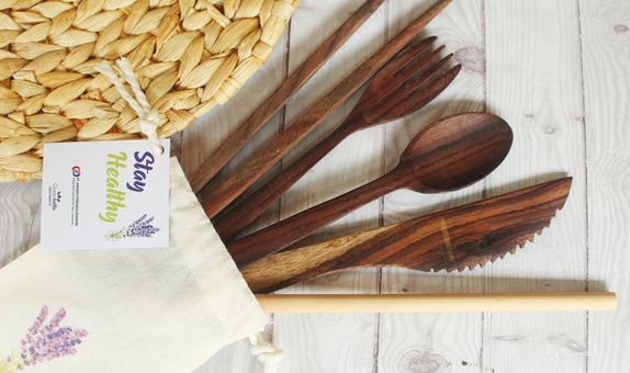 { Special Edition Akad } Cutlery Set