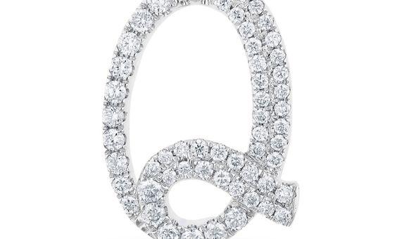 Diamond Pendant LWF0413