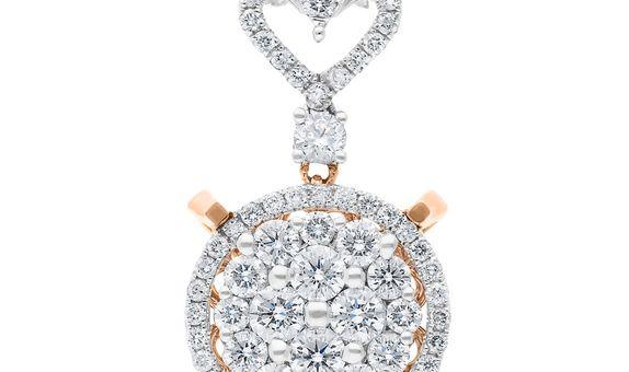 Diamond Pendant JDP8010