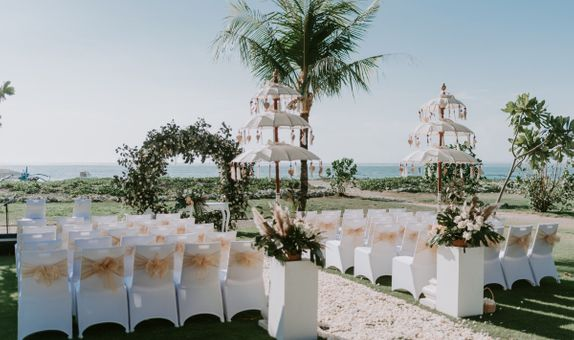 Platinum Sunset Wedding for 100 pax