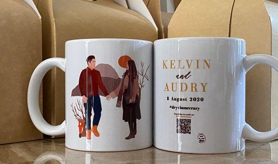 Personalized Mug Souvenirs
