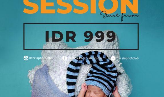 Newborn Session / Baby Photo