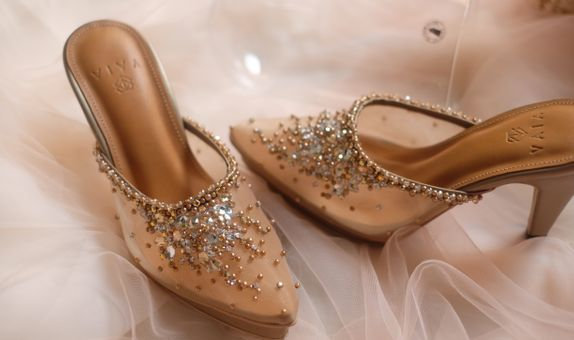 Wedding Shoes Custom Luxury (heels 7-9cm)