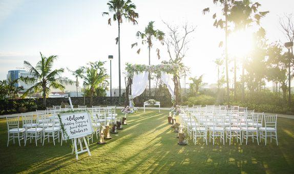 JW Marriott Surabaya - Maha Wedding Package