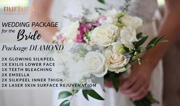 Perawatan Kecantikan Wedding Package DIAMOND