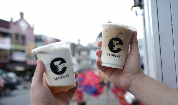 Segelas Drinks - Coffee & Non-Coffee