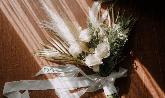 Wedding Organizer Service & Simple Wedding Decoration