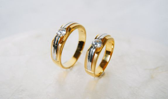Tali Air Wedding Ring