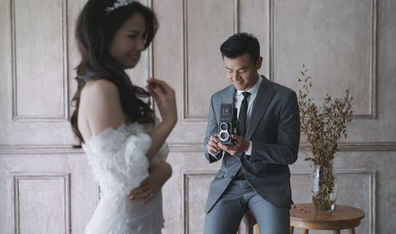 Behind The Scene Pre Wedding Studio