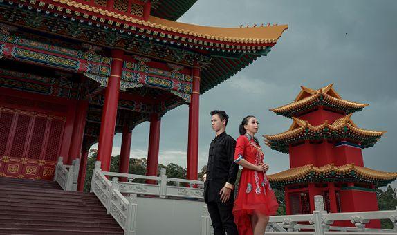 Prewedding at Singkawang
