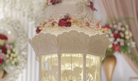 Wedding Cake - CL-103