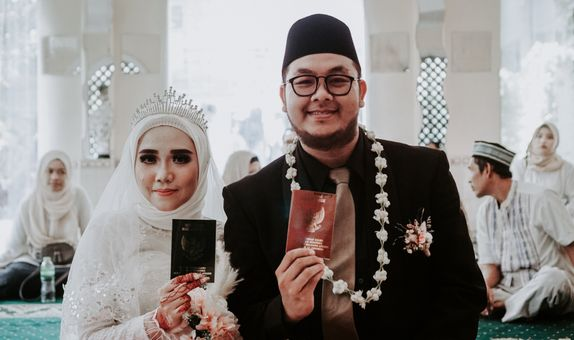 WEDDING CINTA (Photo + Video + Drone)