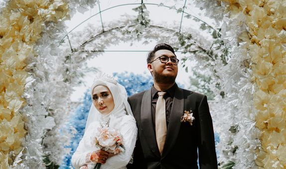 WEDDING SAYANG (Photo + Video)