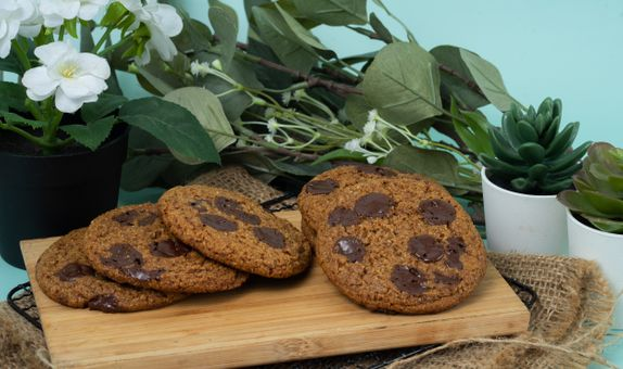 Mookie Vegan Chcolate Chip Cookies