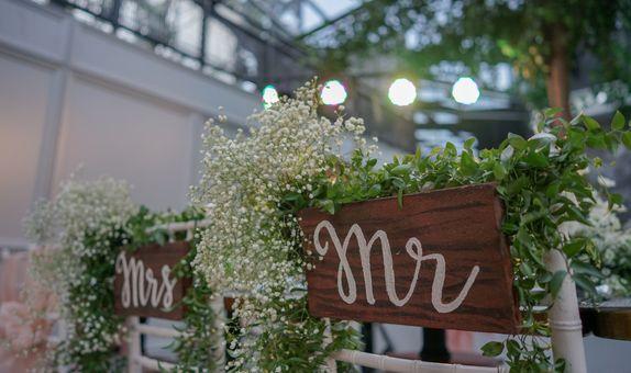 Intimate Wedding - Jakarta