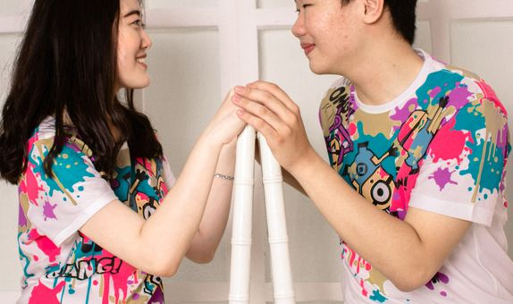 Prewedding [ Already for Casual or Glamour Style ]