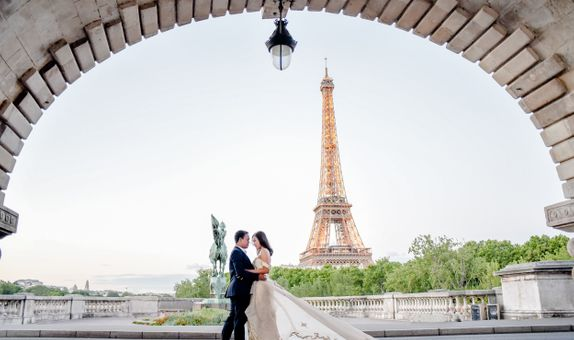 Pre Wedding Paris Photo & Videography (Spring, Autumn & Winter Promo)
