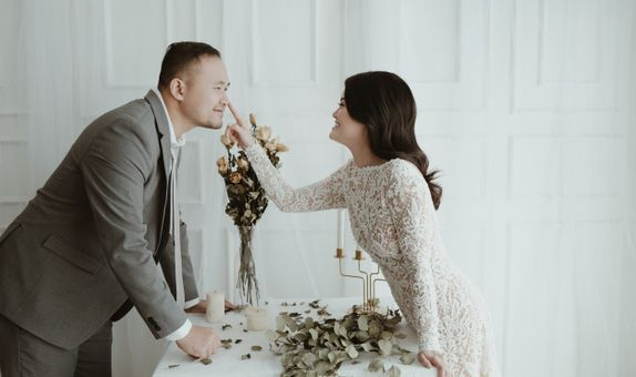 Wedding + Pre Wedding by Gideon