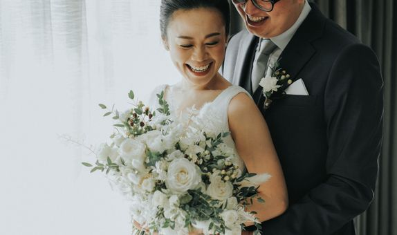 WEDDING DAY (HALF DAY - NEW NORMAL) DOCUMENTATION PACKAGE - 8 HOURS