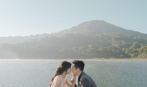 2 Days Pre Wedding Bali by Gio