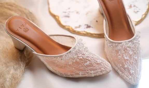 Wedding Shoes Custom Basic - Aquila (heels 7 cm)