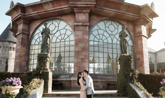 1 Day Overseas Open Trip Prewed Package by Gio
