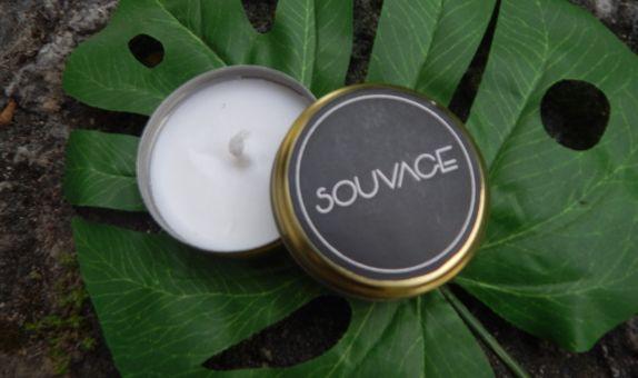Aromatherapy Candle (Alumunium 70gr)